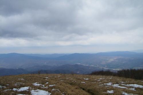 mountain tennessee appalachian hump roan
