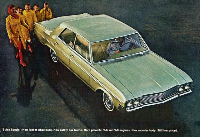 1964 Buick Special 4 Door Sedan