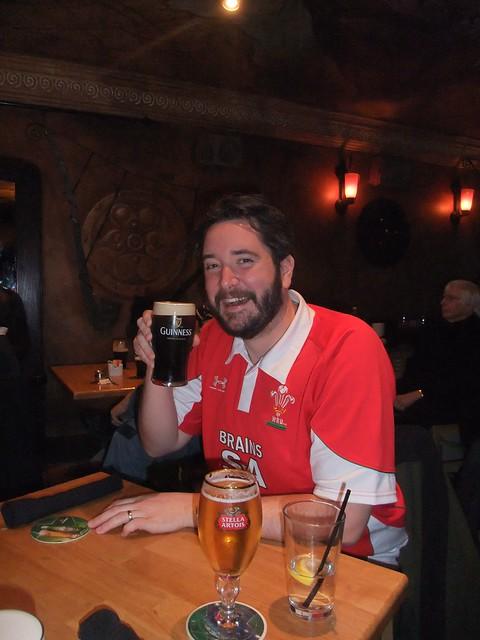Happy Gareth