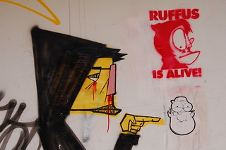 Ruffus Is Alive   by Ikhlasul Amal