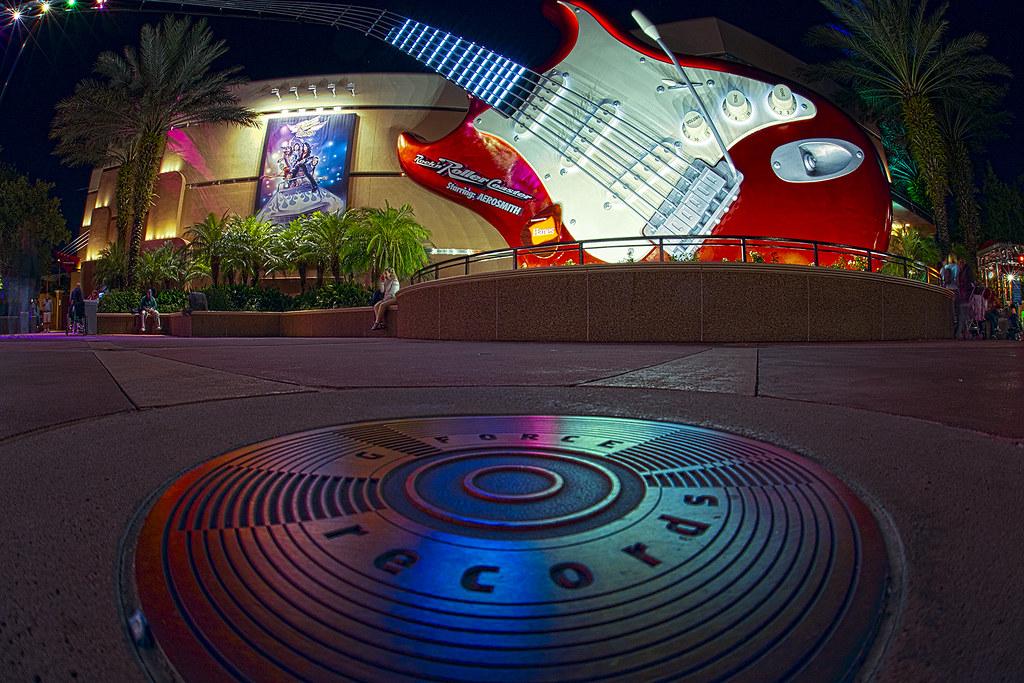 G Force Records Walt Disney World Disney S Hollywood