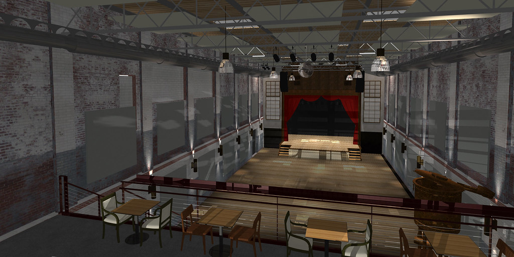 Haw River Ballroom Barnstarfarm Flickr