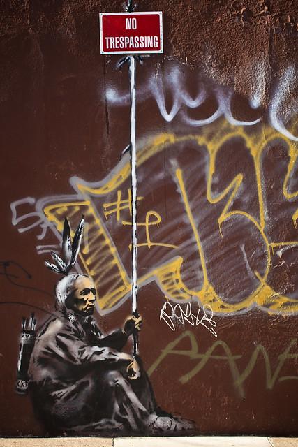Blah blah blah Banksy 2.0.
