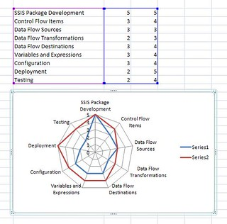 Skill Visualization: The Radar Chart | This is an example of… | Flickr