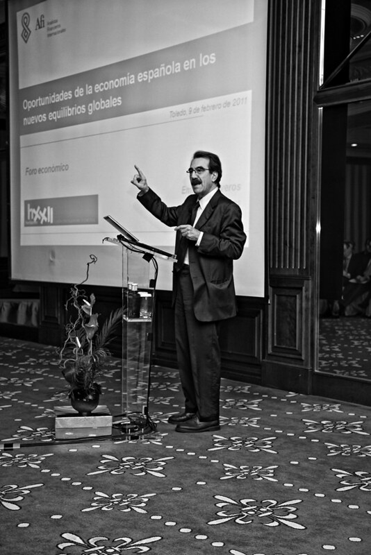 Foro Económico hXXII 2011