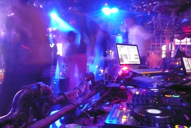 Wuhu - DJ's Workplace