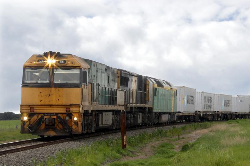 NR55 XRB561 & AN9 Patricks service at Murgheboluc by Corey Gibson