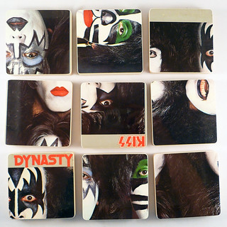 Kiss, Dynasty Album Cover Puzzle | by McCoyCreations