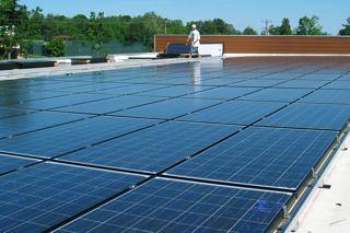 Chautauqua Institution Fletcher Center | by Solar Liberty