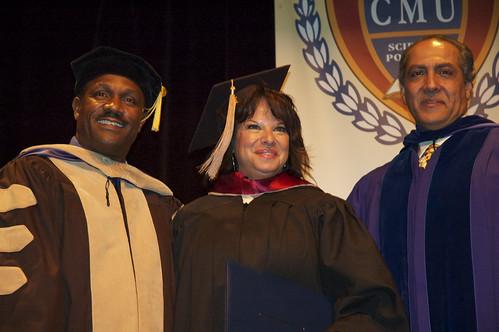 Master of Business Administration Graduation San Diego, California