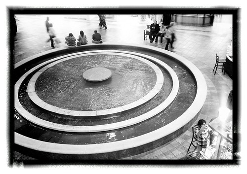 Concentric   by Pen Waggener