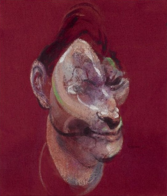 [ B ] Francis Bacon - Three Studies for the Portrait of Lucian Freud (1964) III
