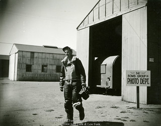 SFC Lew Funk at Photo Dept at Blythe | by John Funk from Golden Colorado