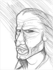 Face of Vampire
