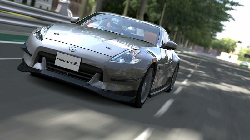 Nissan Fairlady Z Version S (Z33) 2007