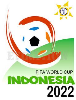 Logo Piala Dunia 2022 Tuan Rumah Piala Dunia Flickr