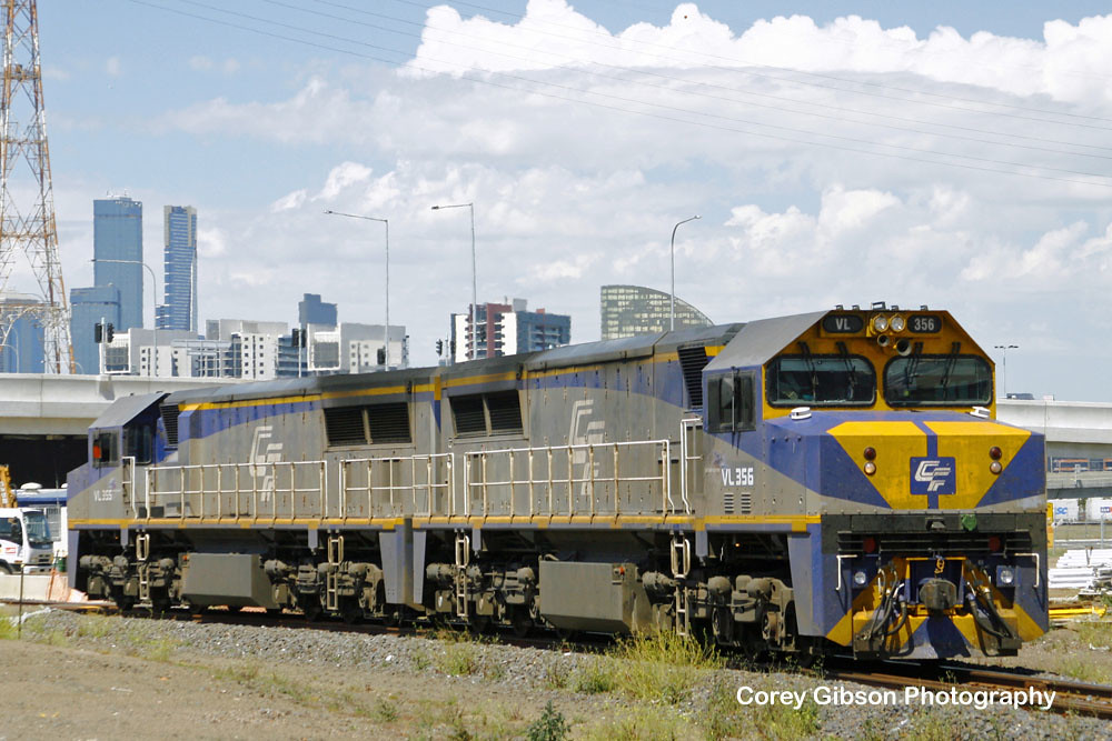 VL356 & VL355 in Melbourne by Corey Gibson