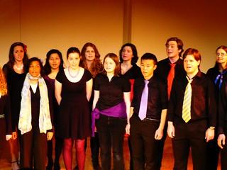 Oxford Singers Concert 4 (11-03-07) | by veganpixel