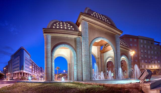 Puerta de Vícar (Almería)