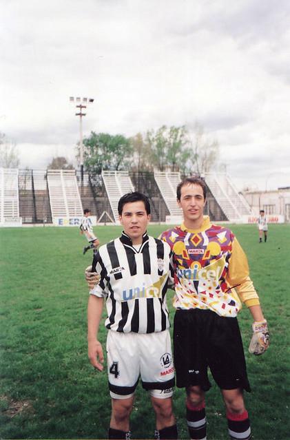5ta División Club Cipolletti - año 1999