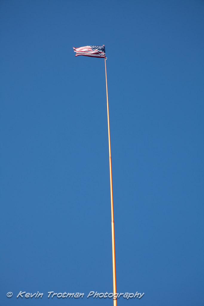 Flagpole Antenna