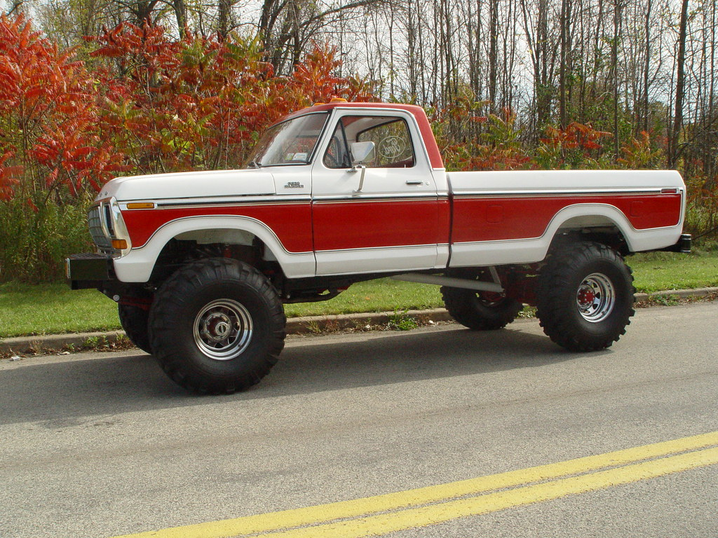 1978 Ford Truck >> 1978 Ford Truck Rebuilt 1978 F 250 4x4 400 C 6 Np 203 Con