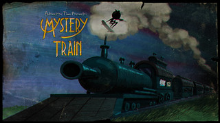 """""""Mystery Train"""" Title Card 