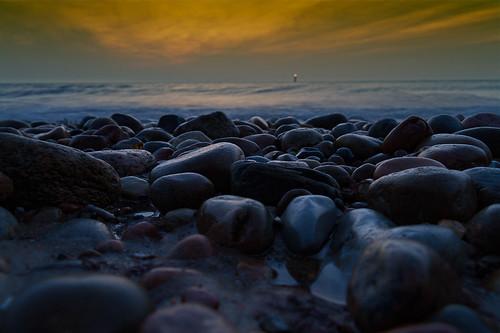 ocean sunset sea beach stone canon 7d viken 6252 canonefs18200 jeanettesvensson