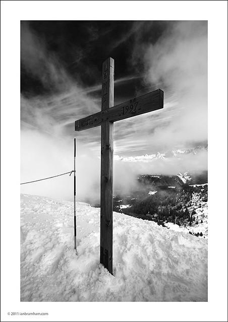 Mont Joux Cross