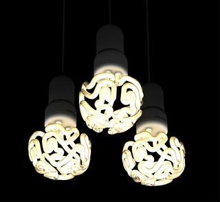 solovyodesign brain bulb 2 | by dostealmyshit