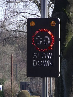 Slow Down 30 - Swanshurst Lane | by ell brown