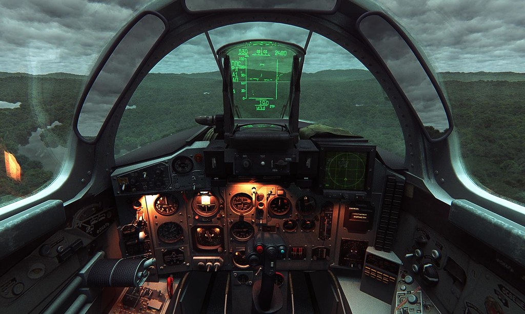 Mig-29 Cockpit Update | Did some more work on this  I think … | Flickr