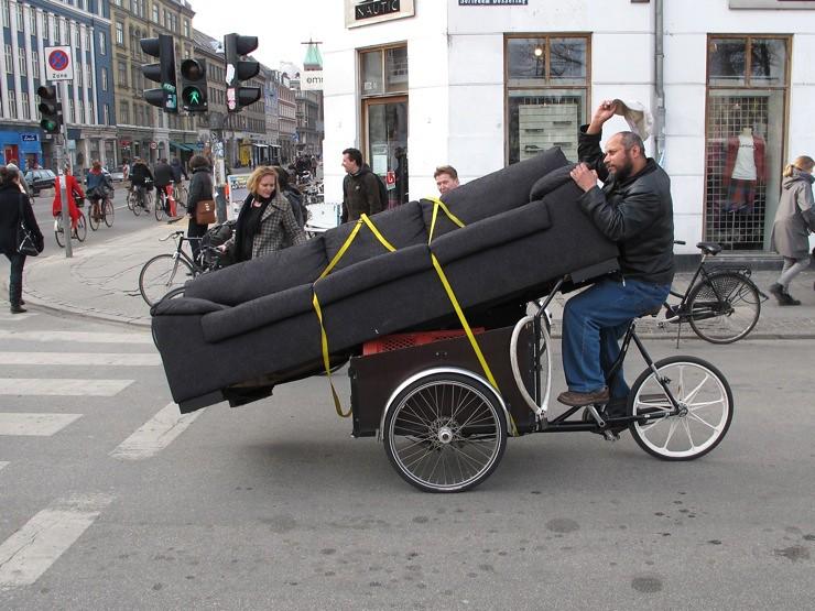 Cargo mover