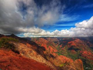 waimea canyon | by paul bica