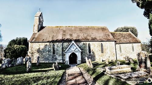 St Mary's Church Chidham Panorama | by Hexagoneye Photography