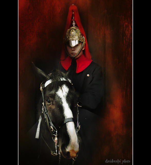 London- Whitehall - Horse guards