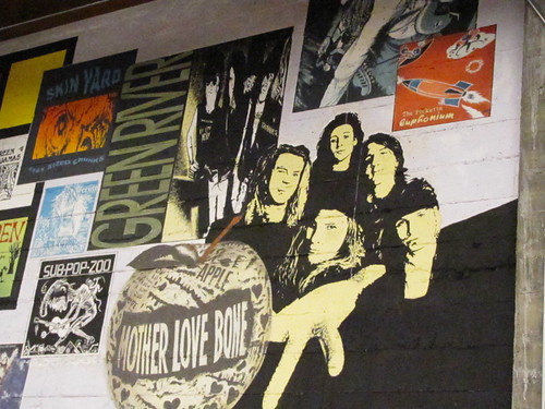 Mother Love Bone Mural