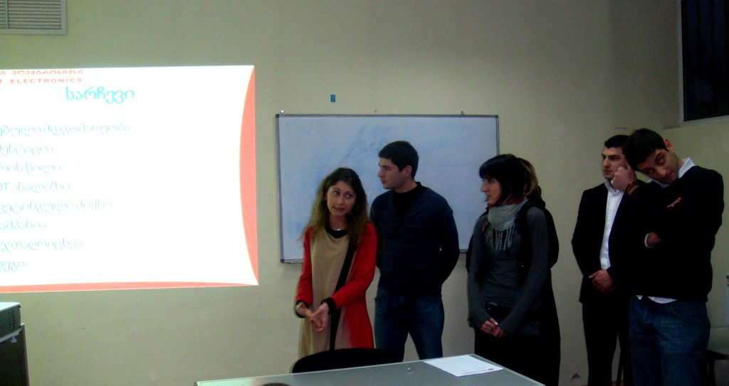 PRSchool - IMC №2 - January 2011_ Presentation in Marketing