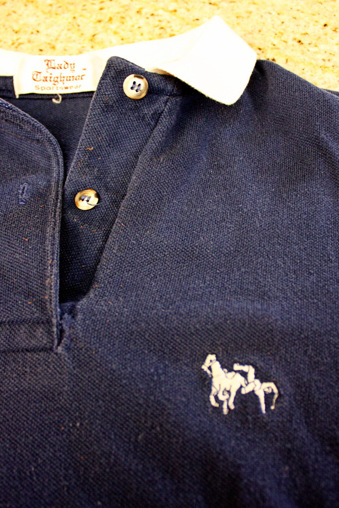 Polo Off Flickr Cleaning ShirtMan A Was HorseI Out Falling Clo… txBdohCsrQ