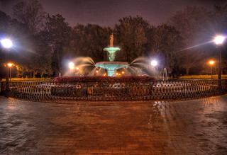 The Fountain | by David Arsenault Photography