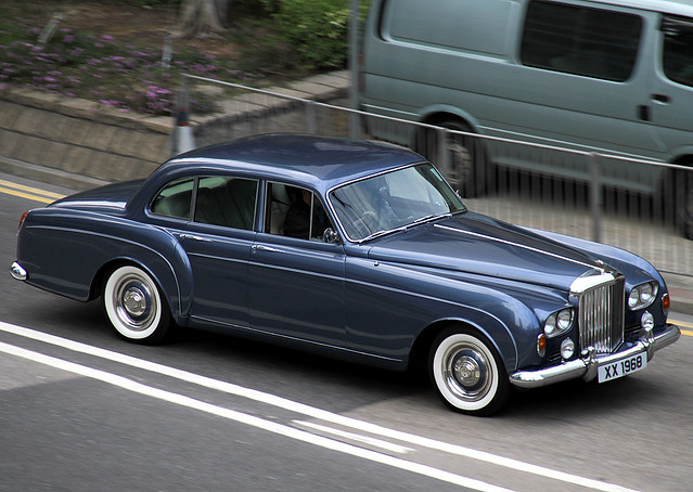 Bentley | S3 | Continental | Flying Spur | H.J. Mulliner | XX 1968 | Admiralty | Hong Kong | China