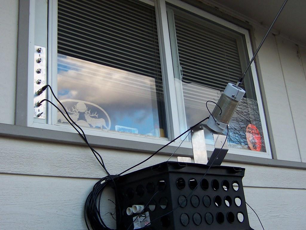 MFJ-1622 Window Mount Antenna | Finally got my HF antenna mo
