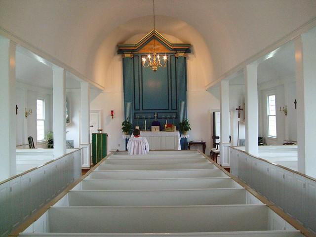 St. Francis Xavier Catholic Church, Newtown Neck (Leonardtown), MD