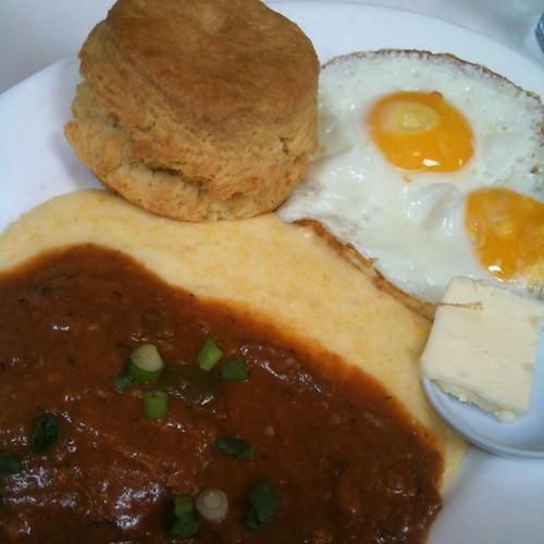 Grillad & Grits @ Brendas French Soul Food | Amazeballs! (vi… | Flickr