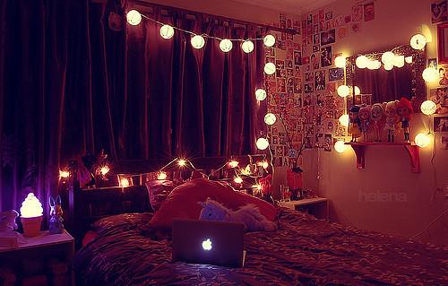 lights room