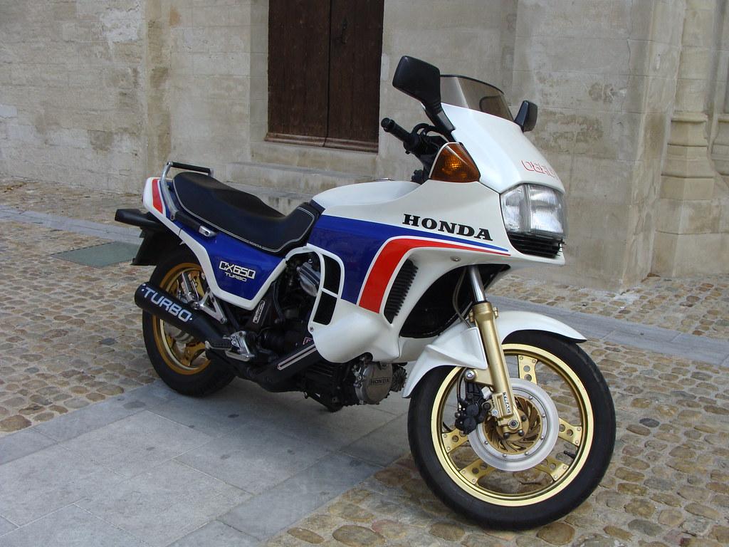 Honda - CX 650 Turbo preproduction unit - 650 cc - 1984 - Catawiki