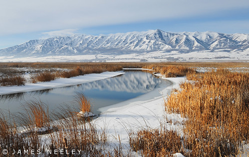 winter landscape utah nikon logan hdr cachevalley 5xp jamesneeley cutlermarsh