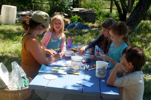 Childrens Day Camp   by White Oak Farm & Education Center