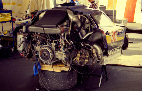 Porsche GT1 101 G-Force