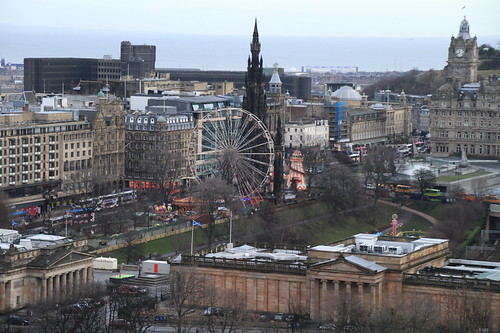 View from Edinburgh Castle | by aussieontour